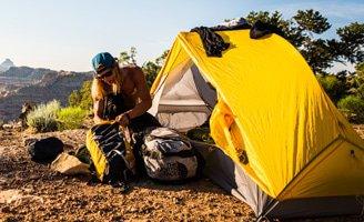 Onze tenten collectie