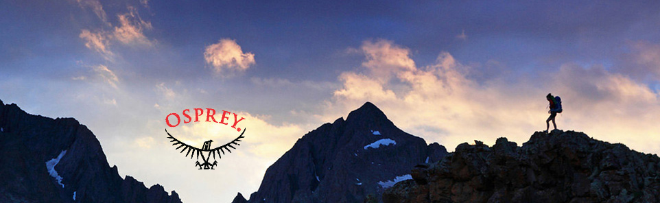 Osprey Online Shop | Gratis verzending vanaf €50 | OUTDOORXL.be