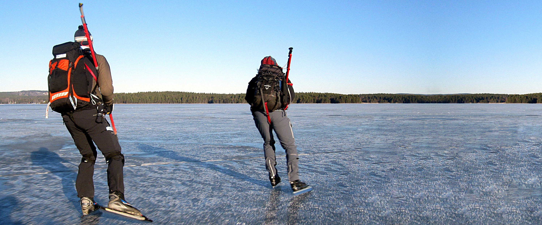 Zweeds schaatsen- accessoires