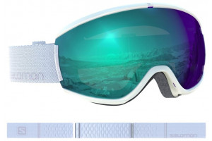 White - (Lens: All Weather Blue)-swatch