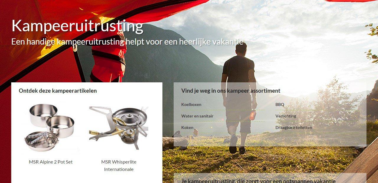 kampeeruitrusting-advies-image